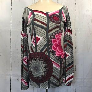 Desigual dress sweater tunic